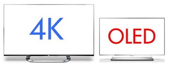 TV 4K hay TV OLED hấp dẫn hơn